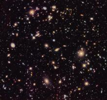 Hubble Ultra Deep Field 2012 Press Image